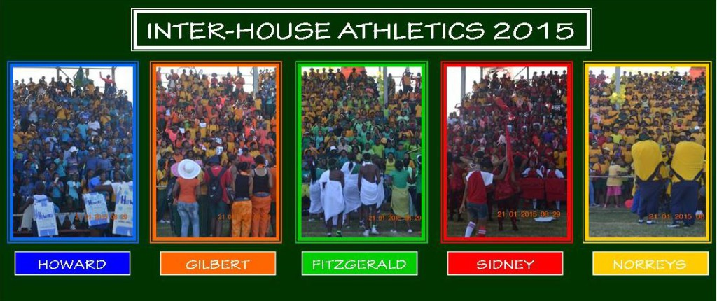 INTERHOUSE ATHLETICS 1