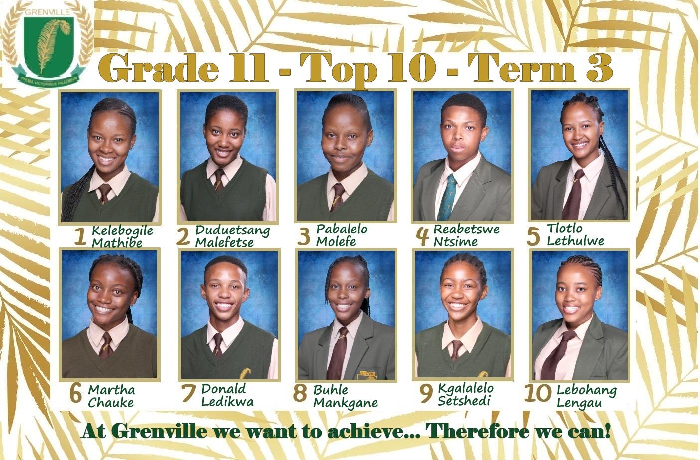 Grade 11-001