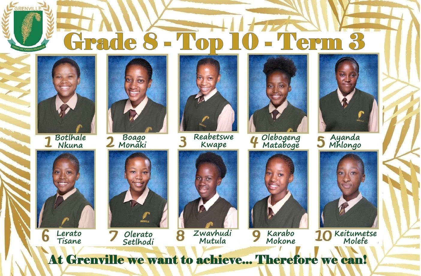 Grade 8-002