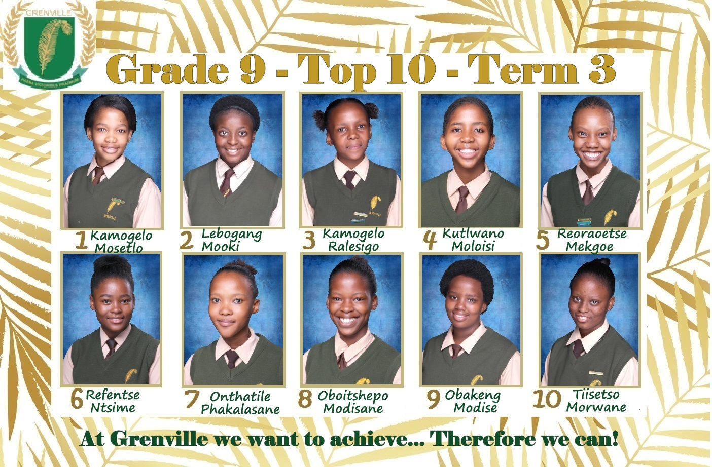 Grade 9-002